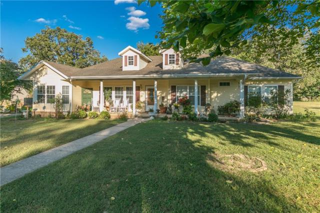 406 NW Nw A  St, Bentonville, AR 72712 (MLS #1013340) :: McNaughton Real Estate