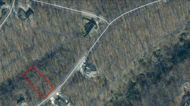 York (Lot 58) Drive, Bella Vista, AR 72714 (MLS #1034284) :: McNaughton Real Estate