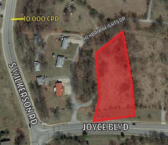 Joyce Boulevard, Johnson, AR 72741 (MLS #1037890) :: McNaughton Real Estate