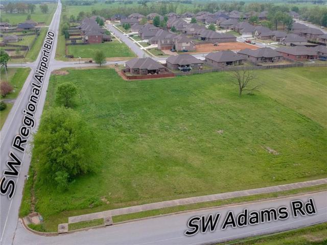 SW Adams Road, Bentonville, AR 72712 (MLS #1041759) :: Five Doors Network Northwest Arkansas