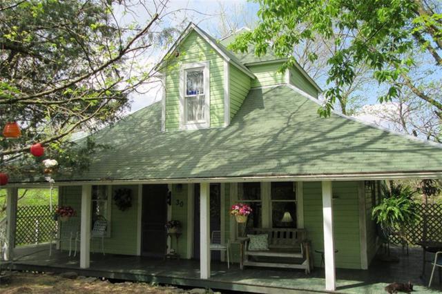 30 Peerless Street, Eureka Springs, AR 72632 (MLS #1042416) :: McNaughton Real Estate