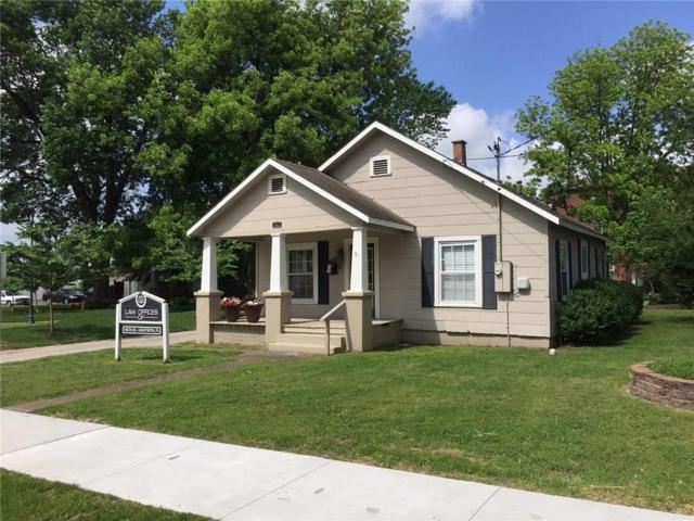 408 Main  St, Bentonville, AR 72712 (MLS #1047770) :: McNaughton Real Estate