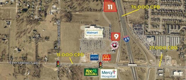 48th St, Springdale, AR 72764 (MLS #1048114) :: McNaughton Real Estate
