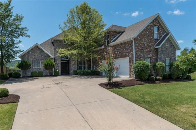 4085 Eastpoint  Dr, Fayetteville, AR 72701 (MLS #1052385) :: McNaughton Real Estate