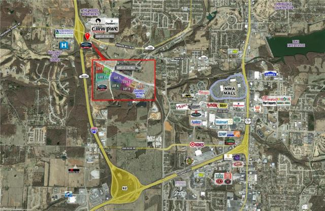 Johnson Mill  Blvd Unit #Lot 3 Lot 3, Johnson, AR 72762 (MLS #1053185) :: McNaughton Real Estate