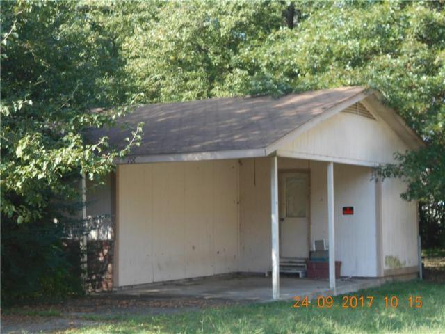 704 SE Se A  St, Bentonville, AR 72712 (MLS #1059945) :: McNaughton Real Estate