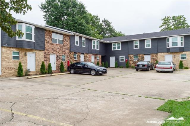1800 Gregg  Ave, Fayetteville, AR 72703 (MLS #1060010) :: McNaughton Real Estate