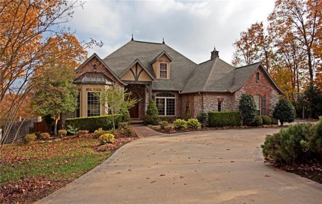 911 NW Nw Provence  Pl, Bentonville, AR 72712 (MLS #1064752) :: McNaughton Real Estate