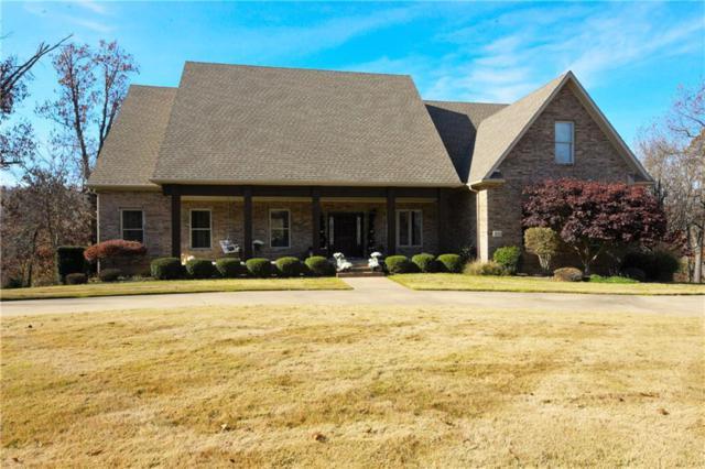 13755 Eastgate Drive, Rogers, AR 72756 (MLS #1065084) :: McNaughton Real Estate