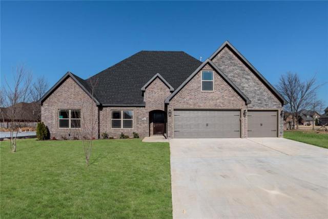 1802 SW Nottingham Avenue, Bentonville, AR 72712 (MLS #1066029) :: McNaughton Real Estate