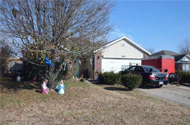 2973 Watercrest  St, Springdale, AR 72764 (MLS #1066880) :: McNaughton Real Estate