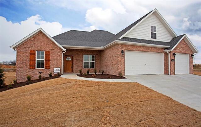 807 Via Sangro, Springdale, AR 72762 (MLS #1068123) :: McNaughton Real Estate