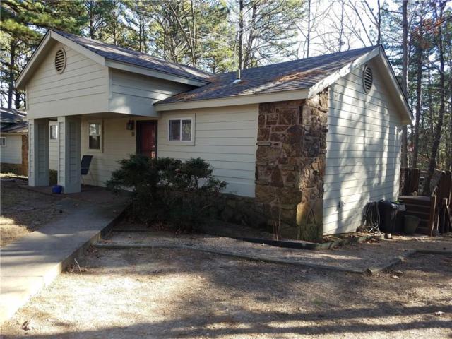 10 Deer Lake  Tr, Kansas, OK 74347 (MLS #1070516) :: McNaughton Real Estate