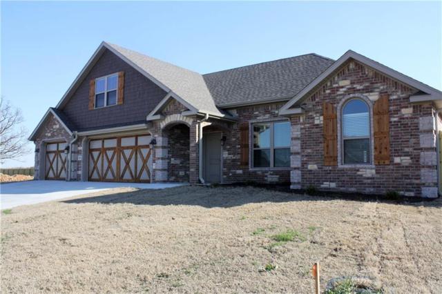 1403 Shook Drive, Cave Springs, AR 72718 (MLS #1070658) :: McNaughton Real Estate