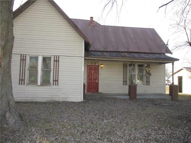341 S S Lake, Westville, OK 74965 (MLS #1070679) :: McNaughton Real Estate