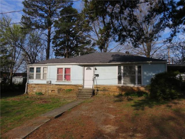 300 Carlton Drive, Clarksville, AR 72830 (MLS #1071118) :: McNaughton Real Estate
