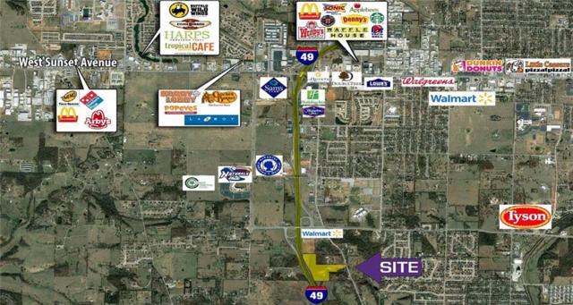 48th St, Springdale, AR 72764 (MLS #1071235) :: McNaughton Real Estate