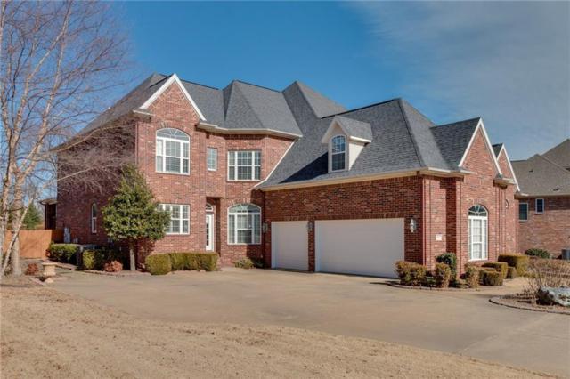 4601 W Blossom Way Drive, Rogers, AR 72758 (MLS #1071277) :: McNaughton Real Estate