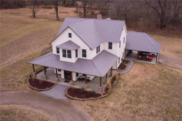 472654 E 700 Road, Westville, OK 74965 (MLS #1071513) :: McNaughton Real Estate