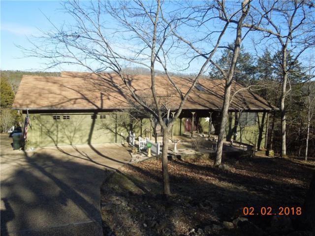 56 Hickory  Ln, Holiday Island, AR 72631 (MLS #1071624) :: McNaughton Real Estate