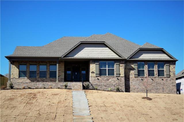 3103 NE Doyle Drive, Bentonville, AR 72712 (MLS #1071740) :: McNaughton Real Estate