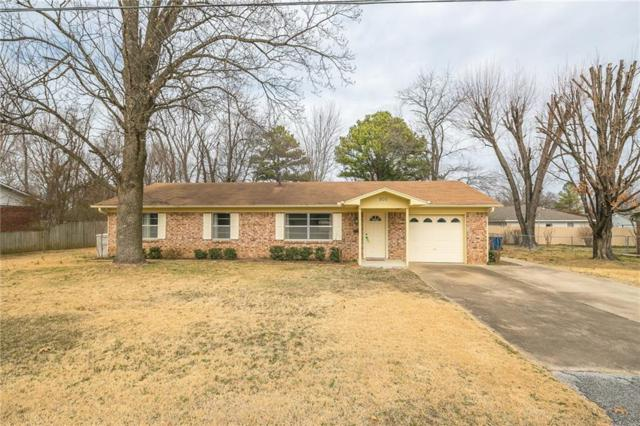 806 Carson  Dr, Bentonville, AR 72712 (MLS #1072507) :: McNaughton Real Estate