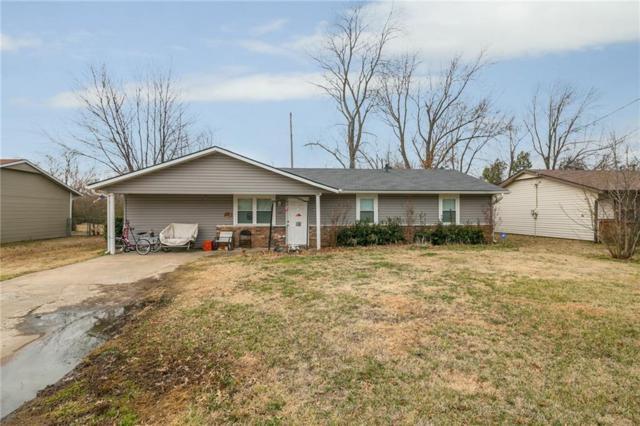 806 SE Se G  St, Bentonville, AR 72712 (MLS #1072521) :: Five Doors Real Estate - Northwest Arkansas
