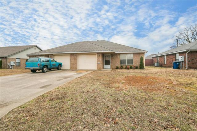 4 Holly  Dr, Bentonville, AR 72712 (MLS #1072530) :: McNaughton Real Estate