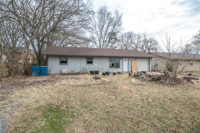 507 SW Sw F  St, Bentonville, AR 72712 (MLS #1072534) :: McNaughton Real Estate