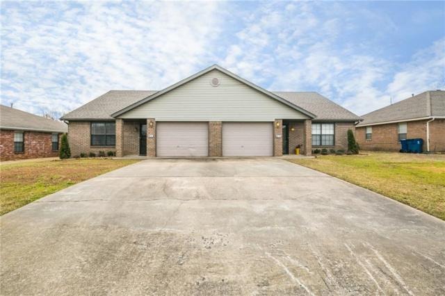 6 Holly  Dr, Bentonville, AR 72712 (MLS #1072542) :: McNaughton Real Estate