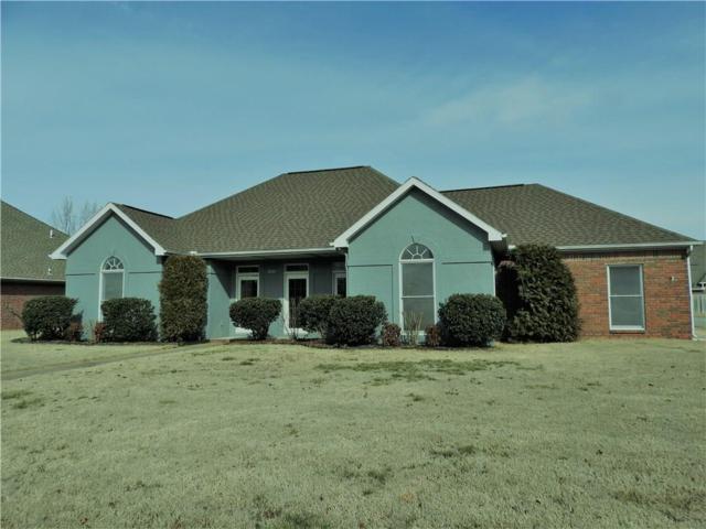 3200 Mimosa Way, Bentonville, AR 72712 (MLS #1072850) :: McNaughton Real Estate
