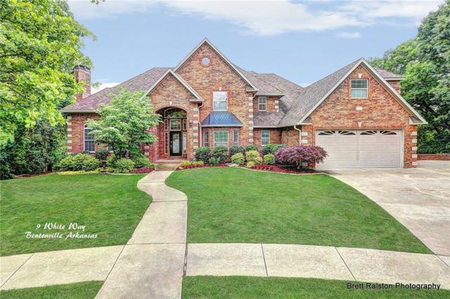 9 NW Nw White  Wy, Bentonville, AR 72712 (MLS #1072885) :: McNaughton Real Estate