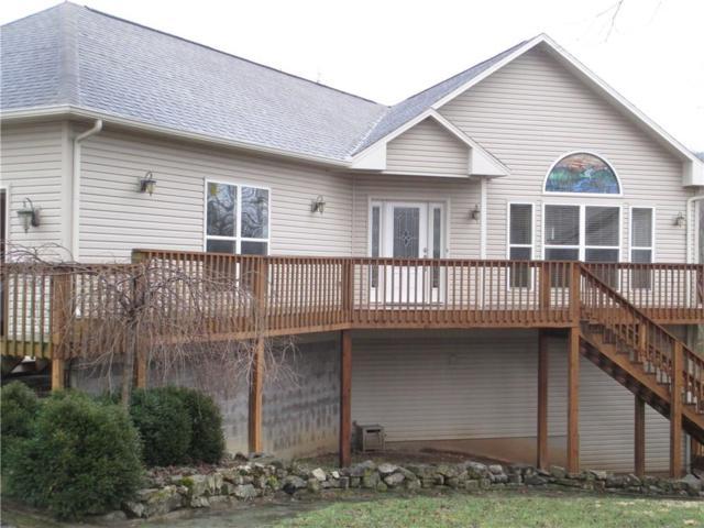 15 Lakeside  Dr, Holiday Island, AR 72631 (MLS #1072953) :: McNaughton Real Estate