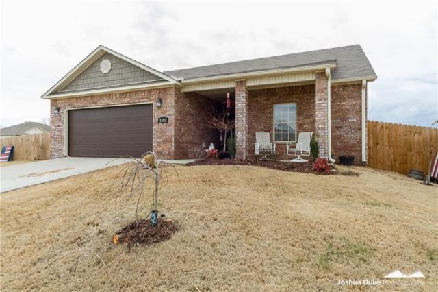 1301 Forest  Dr, Centerton, AR 72719 (MLS #1073503) :: McNaughton Real Estate