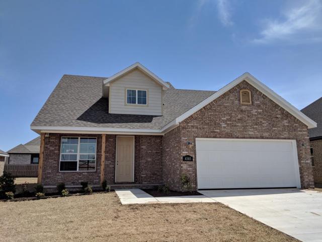 4303 SW Nativestone Street, Bentonville, AR 72712 (MLS #1073926) :: McNaughton Real Estate