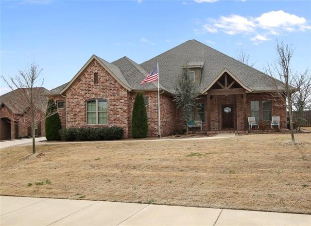420 Trailwood Circle, Centerton, AR 72719 (MLS #1074975) :: McNaughton Real Estate