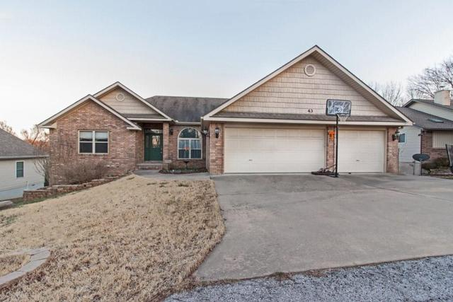 43 Portsmouth  Dr, Bella Vista, AR 72715 (MLS #1075094) :: McNaughton Real Estate