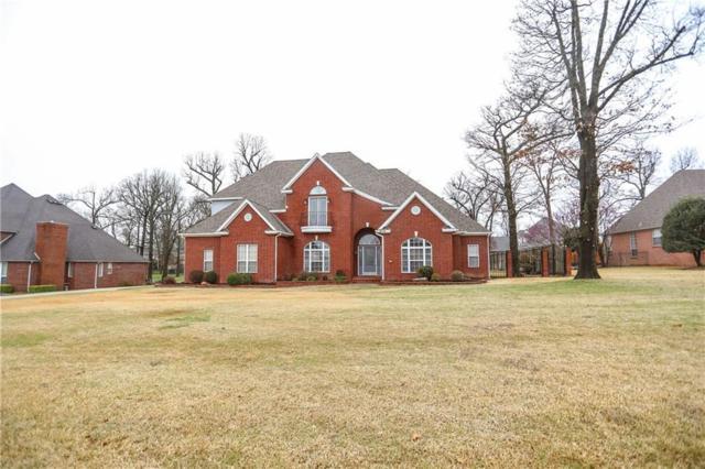 3774 Thornbury Drive, Springdale, AR 72764 (MLS #1075230) :: McNaughton Real Estate