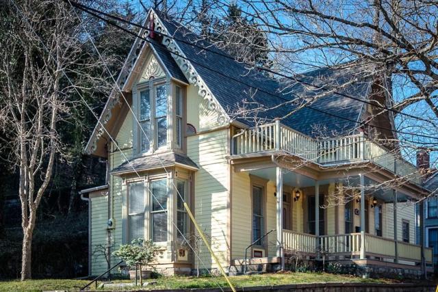 212 Spring Street, Eureka Springs, AR 72632 (MLS #1076290) :: McNaughton Real Estate
