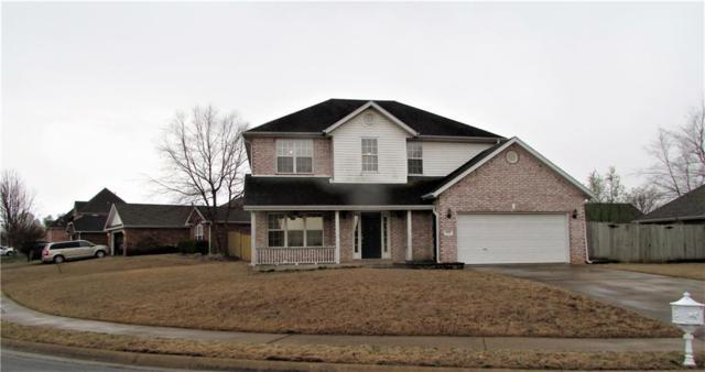 812 Pennington  St, Lowell, AR 72745 (MLS #1076344) :: McNaughton Real Estate