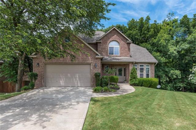 408 Willington  Ln, Bentonville, AR 72712 (MLS #1078847) :: McNaughton Real Estate