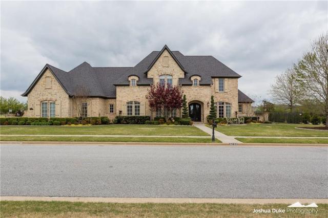 4792 N Maple Grove  Dr, Fayetteville, AR 72764 (MLS #1079008) :: HergGroup Arkansas