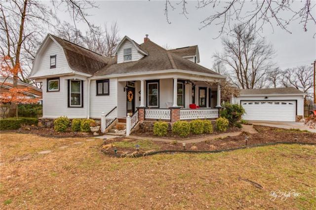710 W Central  Ave, Bentonville, AR 72712 (MLS #1080796) :: Five Doors Real Estate - Northwest Arkansas