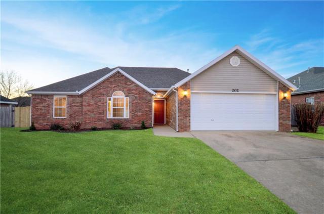 202 Shane  Dr, Centerton, AR 72719 (MLS #1082954) :: McNaughton Real Estate