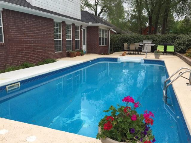 1303 Sanford  Dr, Bentonville, AR 72712 (MLS #1083059) :: McNaughton Real Estate