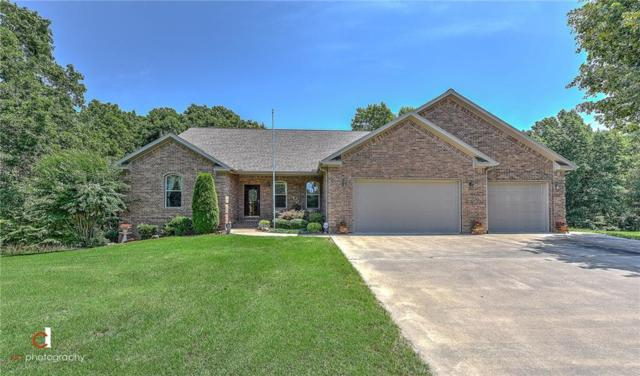 13790 Eastgate  Dr, Rogers, AR 72756 (MLS #1084066) :: McNaughton Real Estate