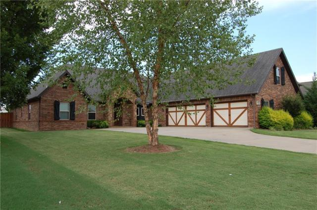 7894 Buona Sera  Ave, Springdale, AR 72762 (MLS #1084252) :: McNaughton Real Estate