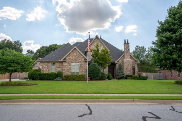 2802 S 22nd  St, Rogers, AR 72758 (MLS #1084851) :: McNaughton Real Estate