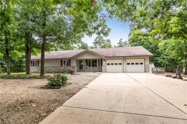 48 South Hills  Loop, Holiday Island, AR 72631 (MLS #1087341) :: McNaughton Real Estate