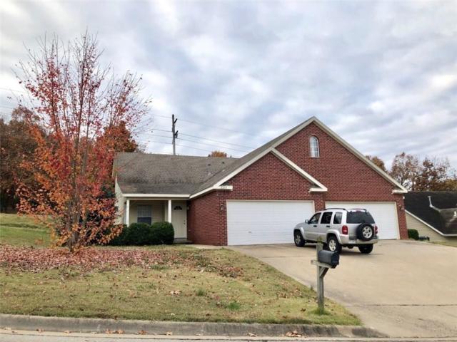 2251-2253 E Cinnamon  Wy, Fayetteville, AR 72703 (MLS #1095467) :: Five Doors Network Northwest Arkansas